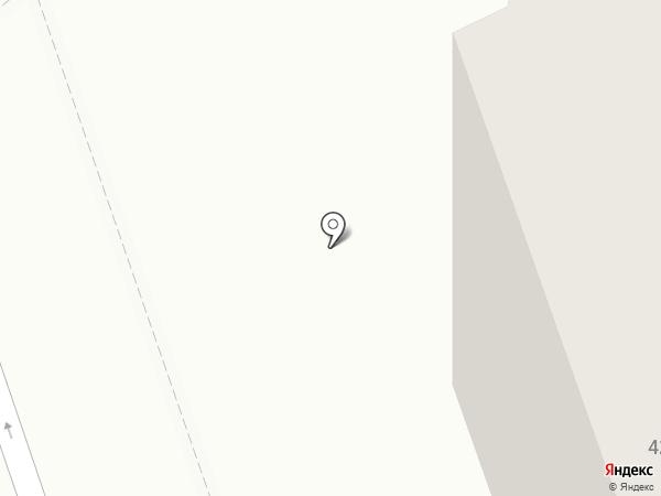 Магазин трикотажных изделий на карте Кургана
