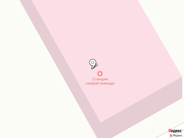 Данс-Тайм на карте Кургана
