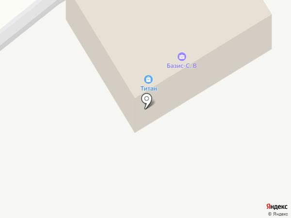 БАЗИС-С.В. на карте Кургана