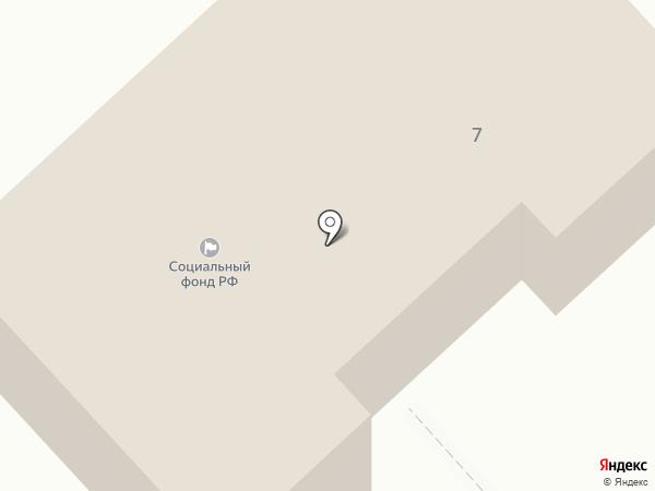 Управление пенсионного фонда РФ в г. Кургане Курганской области (межрайонное) на карте Кургана