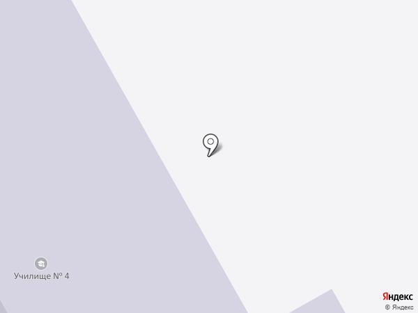 Музейная комната боевой и трудовой славы на карте Кургана