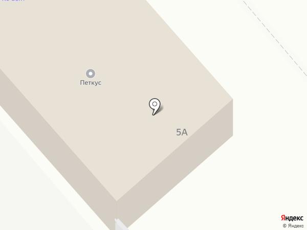 Электросила на карте Кургана