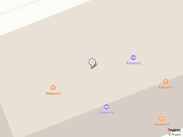 Айвенго на карте Кургана