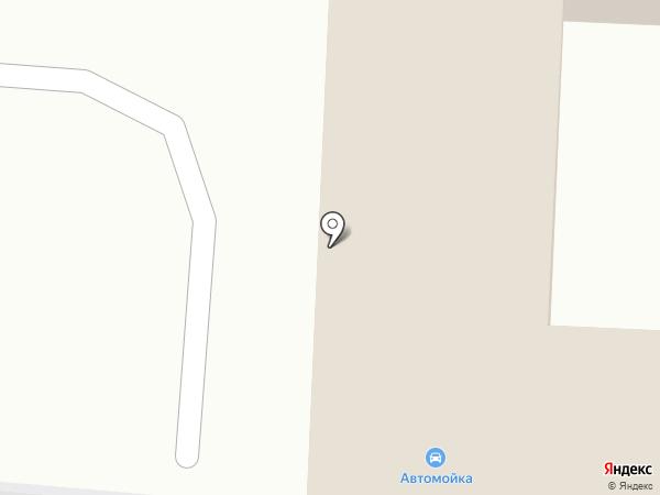 Автомойка на карте Кургана