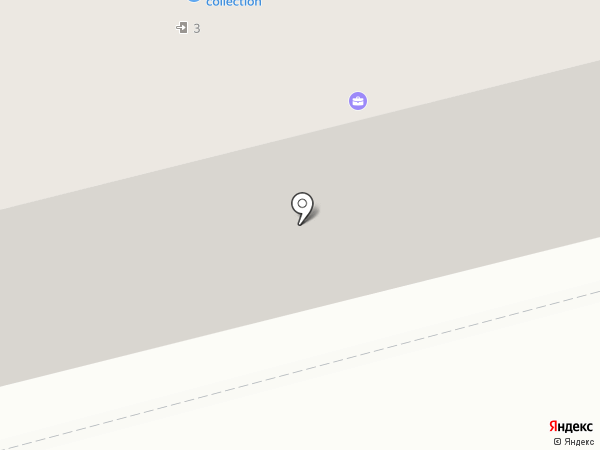 Креалайн на карте Кургана