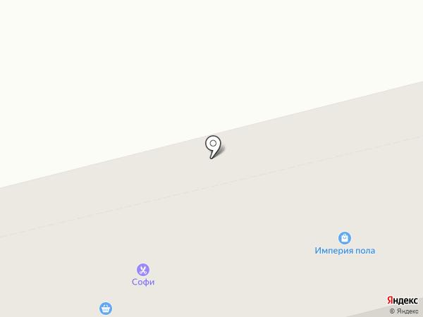 Ателье на карте Кургана