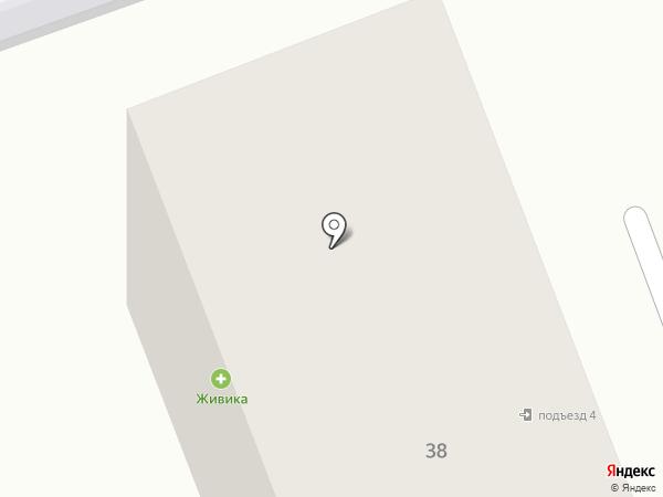 Ромашка на карте Кургана