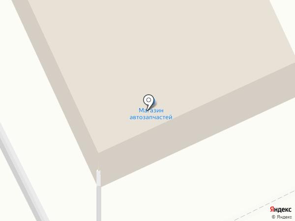 Автошик на карте Кургана