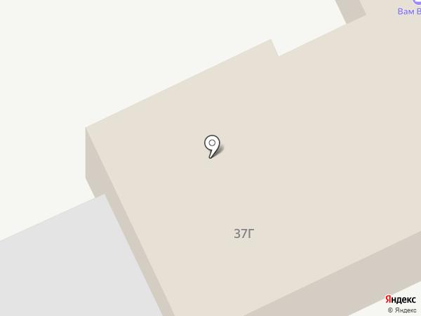 Вин-Ком на карте Кургана