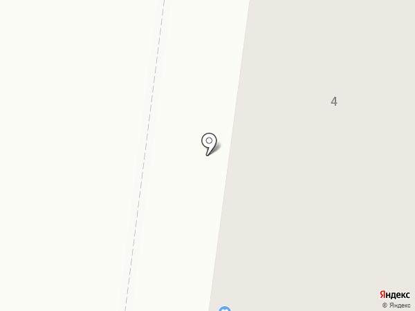 Вектор на карте Кургана