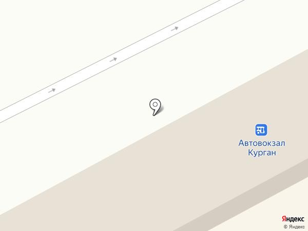 Магазин бижутерии на карте Кургана