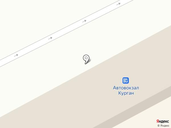 SaveCom на карте Кургана