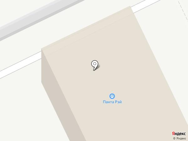 Амрахов Т.С. на карте Кургана