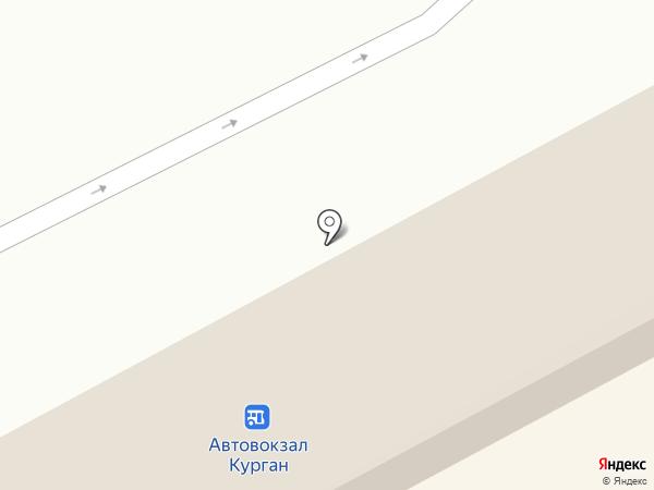 Фотосалон на карте Кургана