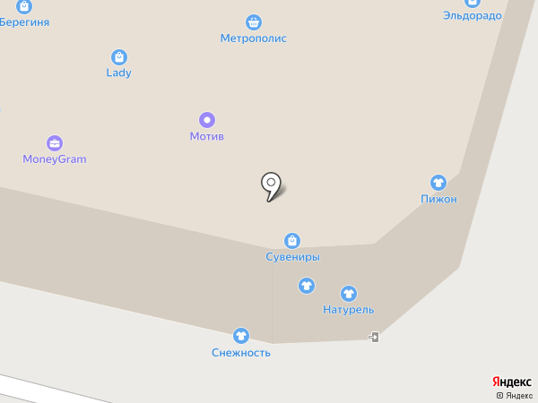 Gsm-Line на карте Кургана