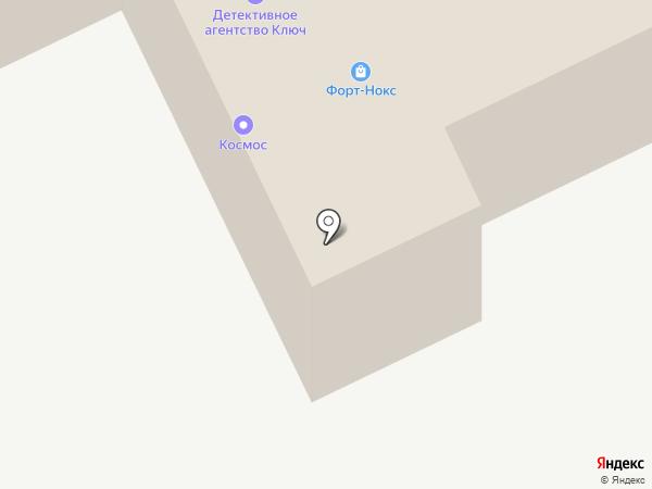 Мемориал на карте Кургана