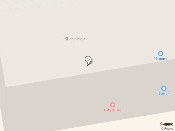 Пешеход на карте Кургана