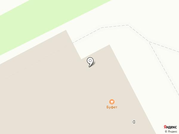 Дворец культуры железнодорожников на карте Кургана