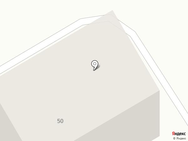 Исетский водяной на карте Исетского
