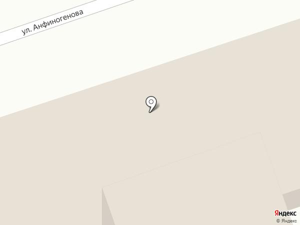 Богатырь на карте Кургана
