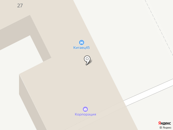 Аккумуляторы на карте Кургана