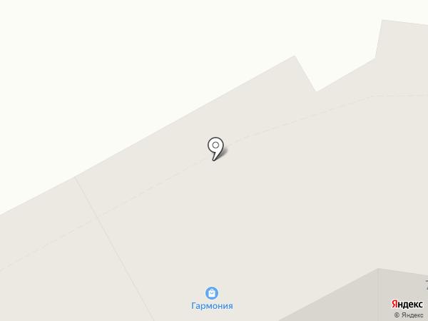 Закусочная на Станционной на карте Кургана
