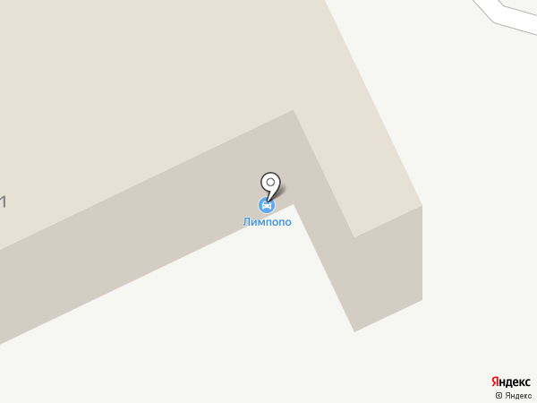 АКВА-ПАРК на карте Кургана