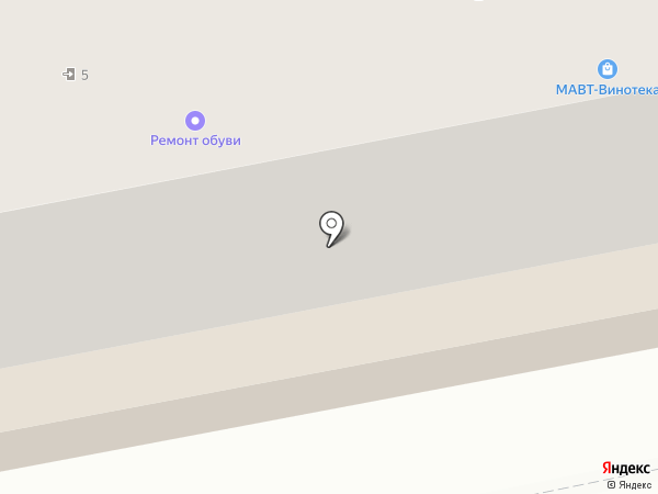 Меланж на карте Кургана