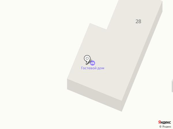 Креатив на карте Исетского