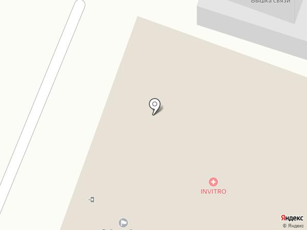 Ростелеком на карте Исетского