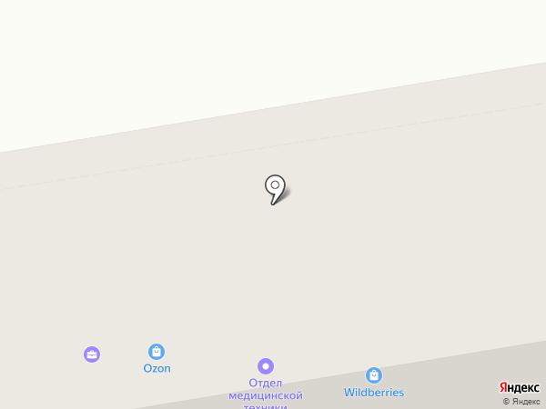 Свежий взгляд на карте Кургана