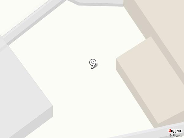 Пожарная часть №4 на карте Кургана