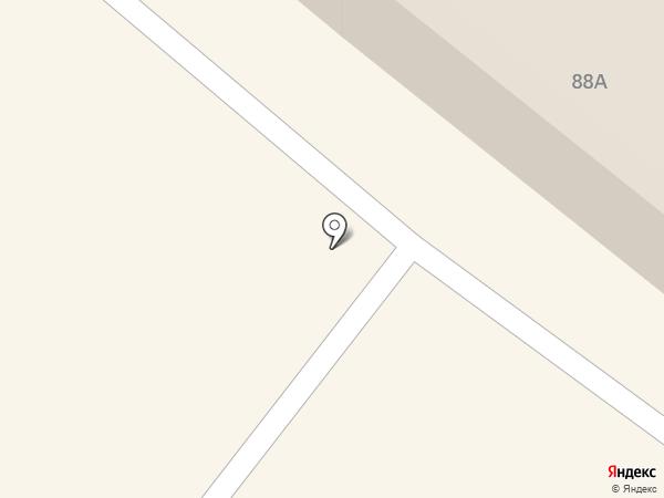 Курганский следственный отдел на транспорте на карте Кургана