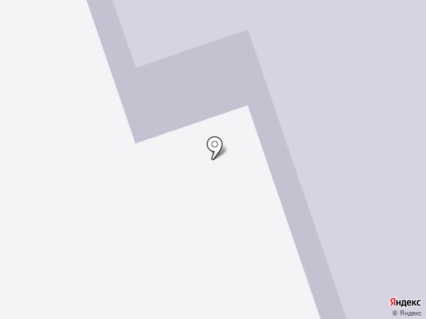 Средняя общеобразовательная школа №11 на карте Кургана