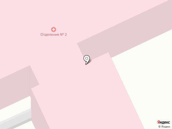 Курганский областной центр по профилактике и борьбе со СПИД и инфекционными заболеваниями на карте Кургана