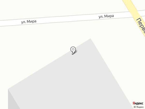 Аптека от склада на карте Исетского