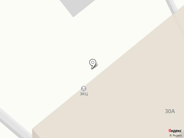 Экспертно-криминалистический центр на карте Кургана