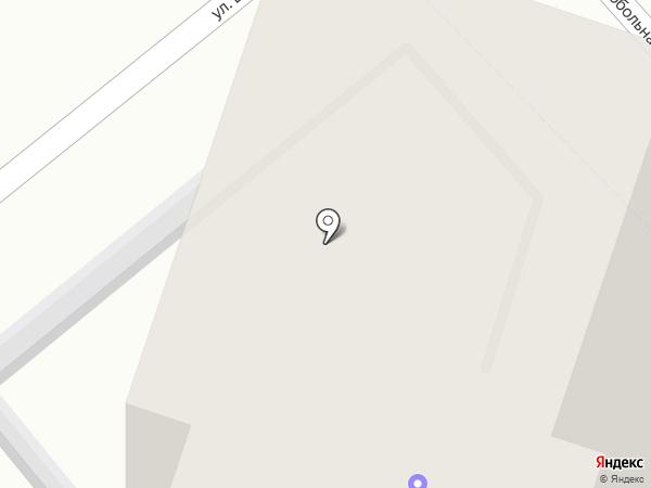 Газмонтаж на карте Кургана