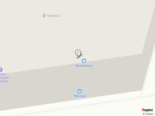 Копейка на карте Кургана