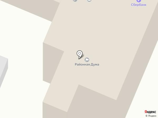 Финансово-казначейское управление по Исетскомй району на карте Исетского