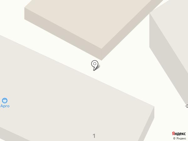 Золотое руно на карте Исетского