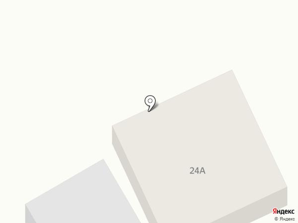 Светлана на карте Исетского
