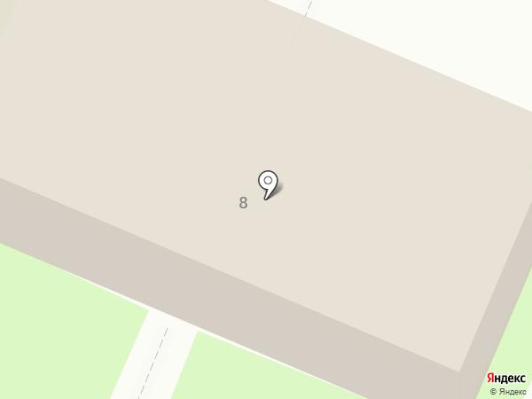 Уголовно-исполнительная инспекция по Исетскому району на карте Исетского