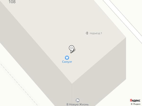 Нар-Анон на карте Кургана