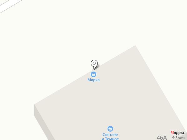 Строительный магазин на карте Исетского