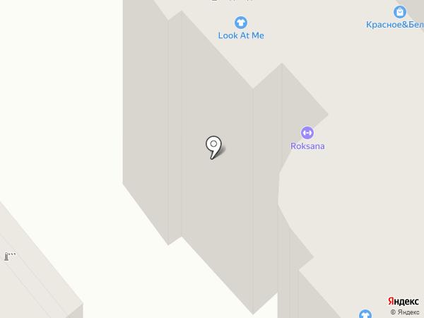 Эффективные сайты на карте Кургана