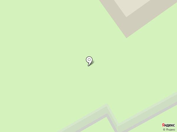 Центральный парк культуры и отдыха на карте Кургана