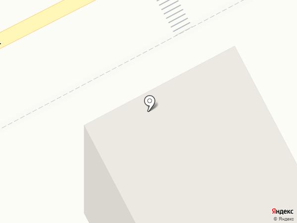 Август на карте Кургана
