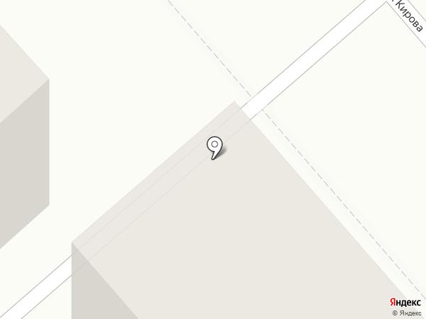 Буше на карте Кургана