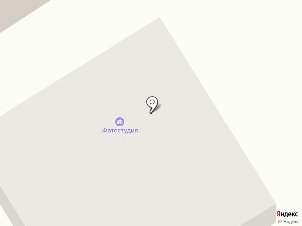 Фотостудия на карте Исетского